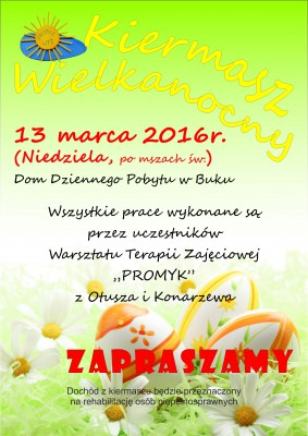 plakat kiermaszpromyk13032016