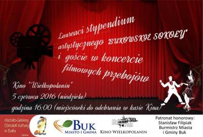 koncert filmowy