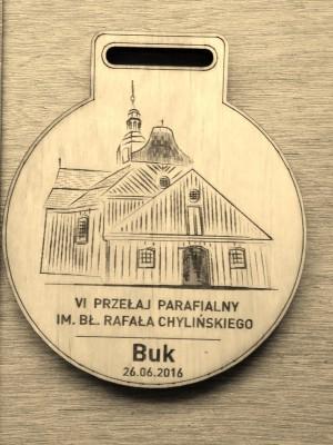 medal przełaj 2016