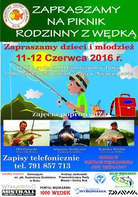 plakat szkółka czerwiec 2016