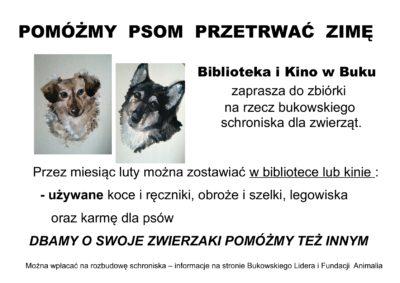pomózmy psom Biblioteka